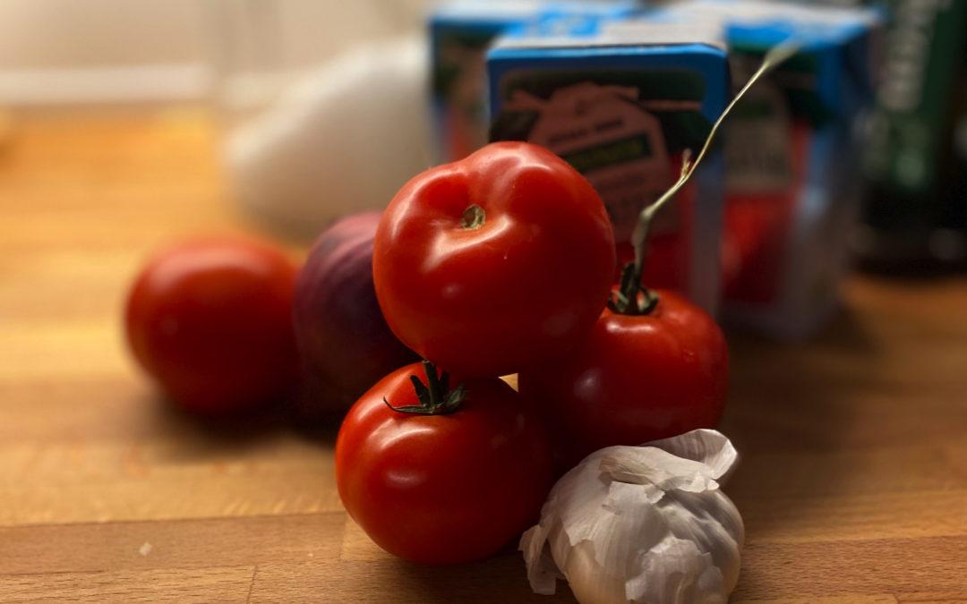 Langkokt tomatsaus
